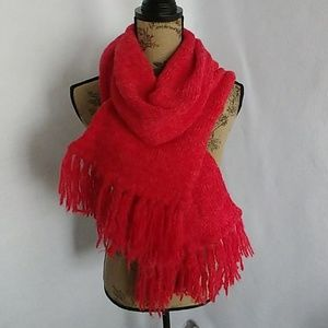 Peruvian Trading Co Scarf with Hand Pockets